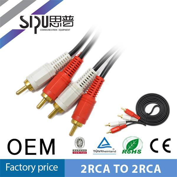 SIPU Factory price hot sale computer or av tv cable