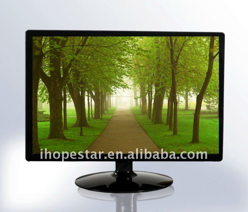 "20"" inch PC lcd led monitor wholesale"