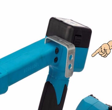 Gas Operated Insulation Nail Gun Gsn65d Buy Insulation