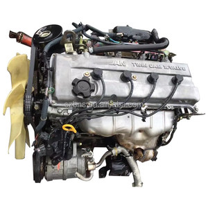 Hot Sale 2 4L KA24 Used Petrol Engine For Frontier