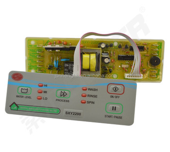 High quality universal washing machine pcb control circuit board