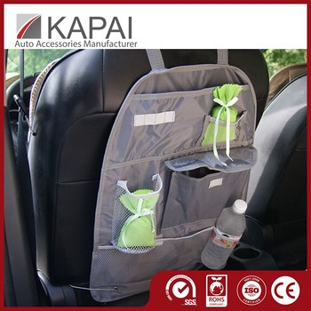 Perfect Police Car Seat Organizer