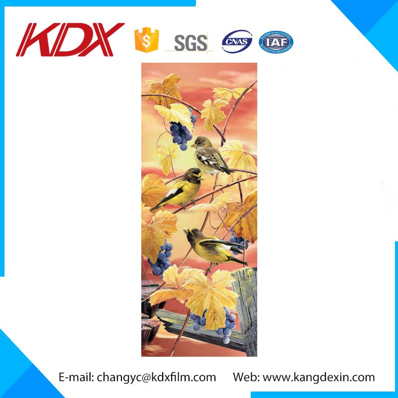Professional Acrylic Resin 3D Lenticular Picture 3D Flip Effect 3D Fridge Magnet/Coaster/Poster/3D Standard Bookmark Size