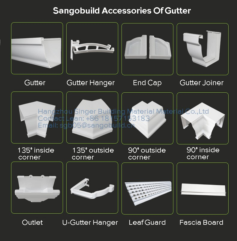 Factory Wholesale Price Uv Resistant Plastic Upvc Pvc Roof