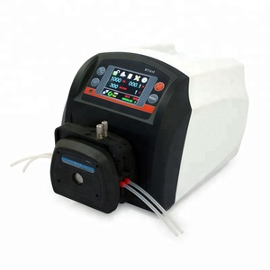 The key is dispensing intelligent peristaltic pump head and tube