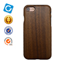 Customized design wood phone case for iphone 7 case wood