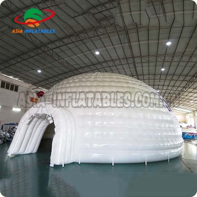 Cold-resistant Customized <strong>Inflatable</strong> Party Tent Outdoor Event Tent <strong>Inflatable</strong>