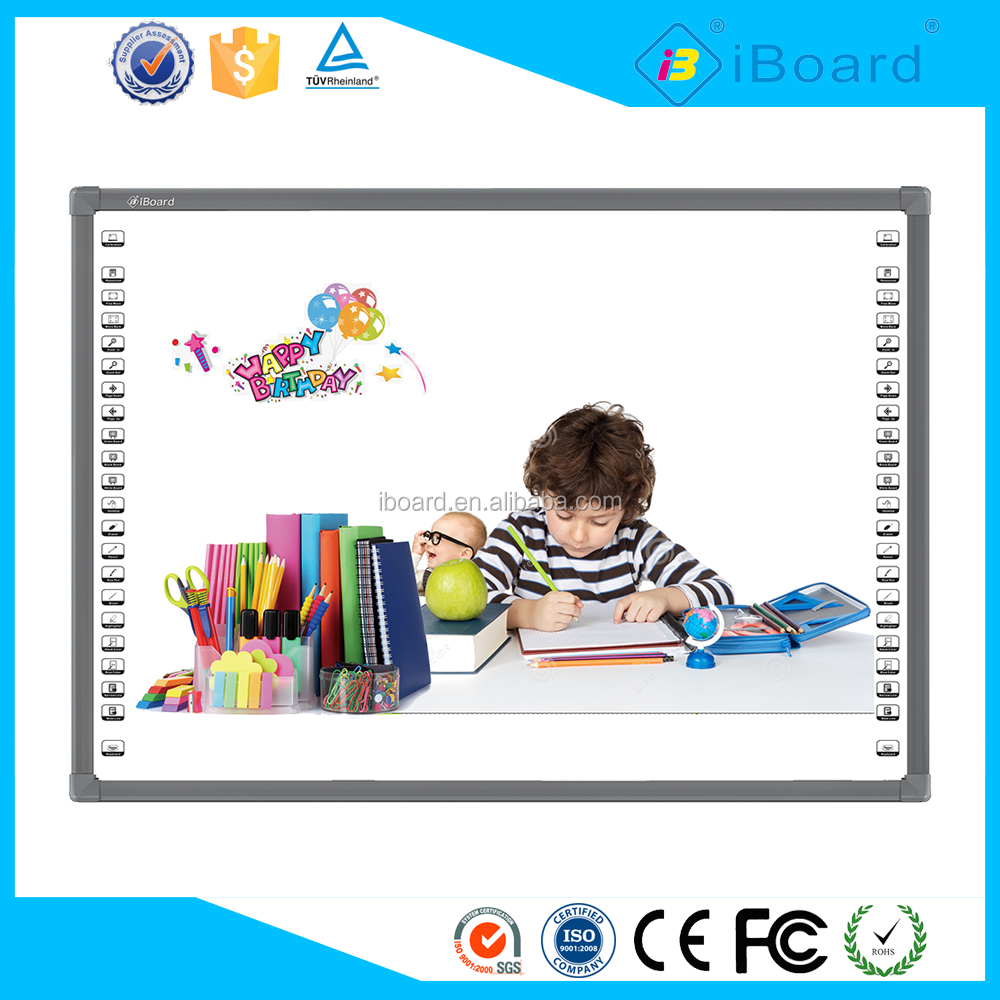 Economical cheap interactive whiteboard