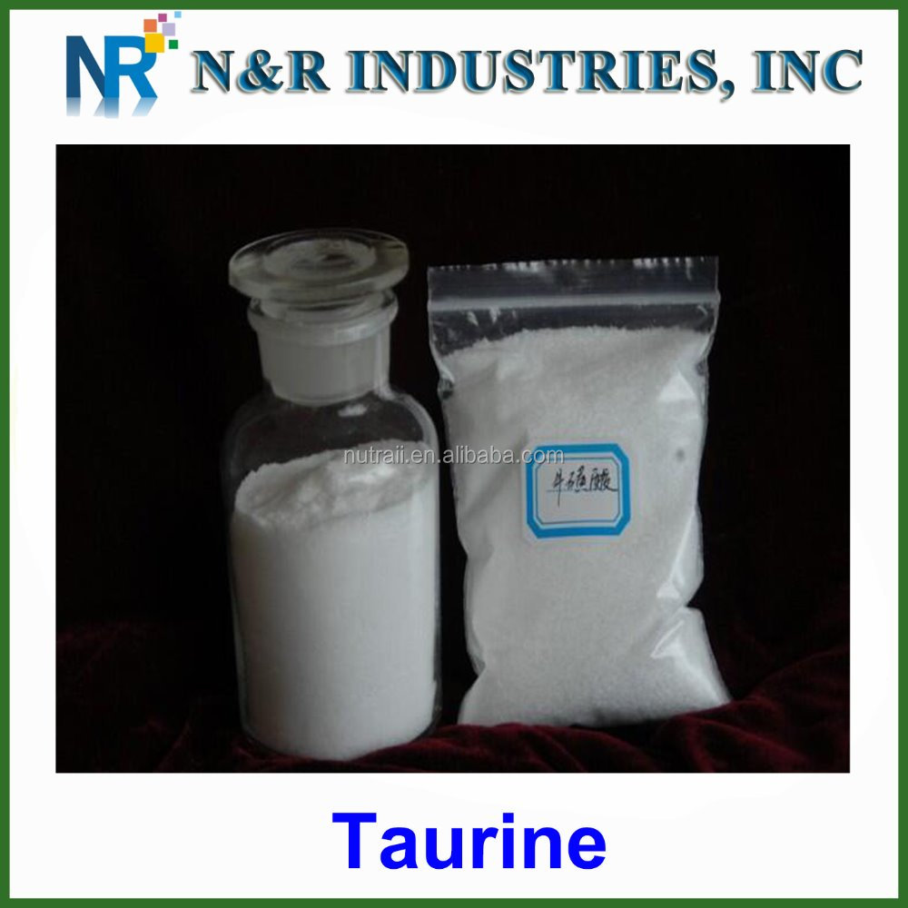 Providing energy taurine powder/taurine CAS: 107-35-7