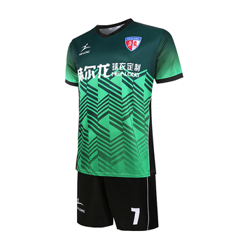 5f9c3a9a0 Thailand Quality Wholesale Blank Soccer Jersey Sublimated Custom Cheap  Soccer Uniforms