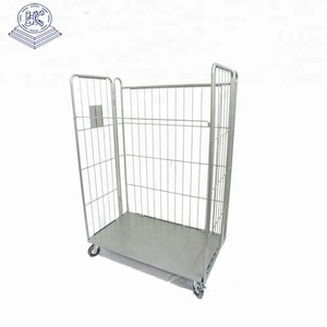 supermarket wire metal promotional dump bins