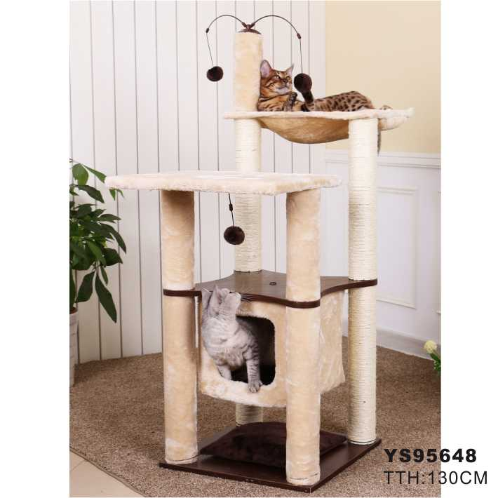 Alibaba Online Shopping Cat Tree Cat House
