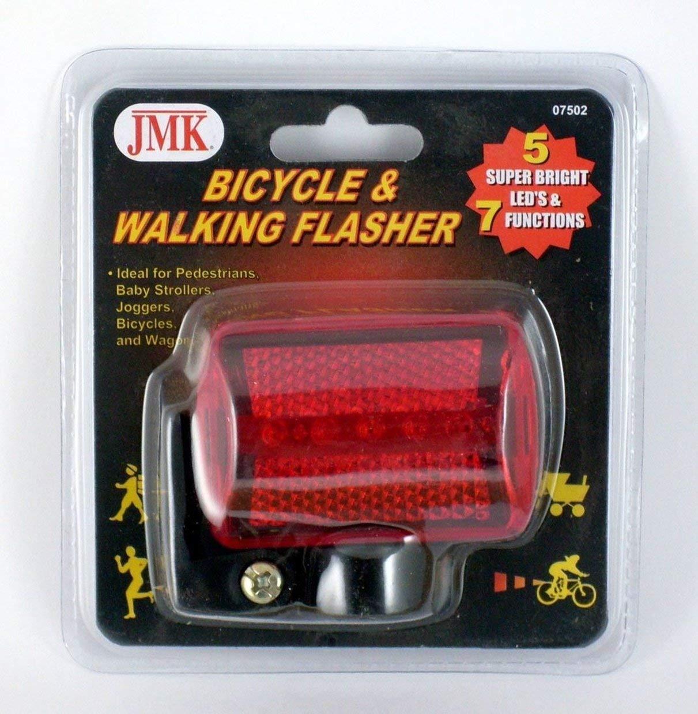 1pc Brake Light LED Tail Light Safety Warning Light for Bicycle Bike hcuk Hot