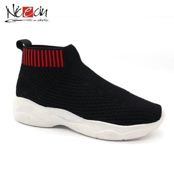 Wholesale Rubber Sole Sock Men's Sports