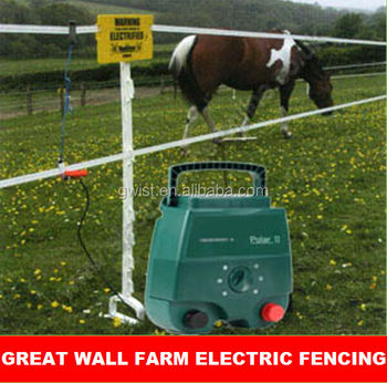 Cow electric fence energizer energiser for animals control in horse/elephant/goat/cattle