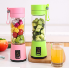 380ml Popular electric juice cup multifunctional mini Juicer portable travel USB blender