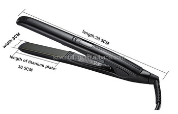450 degrees hair straightener flat iron, ceramic hair straightener, private label flat iron