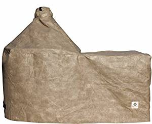 Duck Covers Elite Large Egg Grill Cover with Cart by Duck Covers