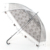 QIFENG 8SU-3830 8K 21inch Creative Customized Logo transparent  Umbrella flower children and women umbrella