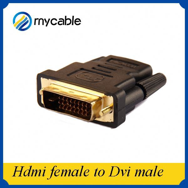 product gs high quality hdmi to scart converter female dvi male adapter