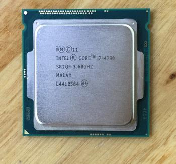 Intel Cpu Core I7-4790 3.6ghz 1150 Haswell Tân Trang Lại Sử Dụng Intel Cpu  Lõi Tứ 8 Chủ Đề 4770 Phiên Bản Nâng Cấp - Buy Cpu Core I7 4790,Cpu Tân Trang