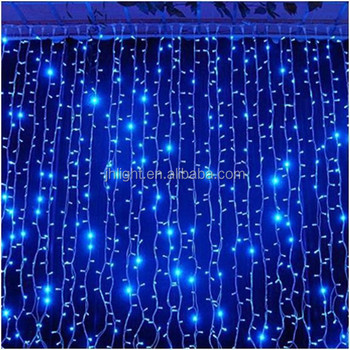 Christmas Light Curtains.Led Decorative Curtain Light Christmas Light Up String For Indoor Outdoor Park Wedding Ornament Buy Led Curtain White Light With Controller Led