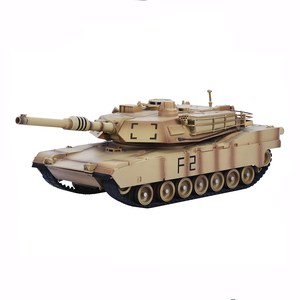 Alloy Metal M1A2 Military Model Tank Kits