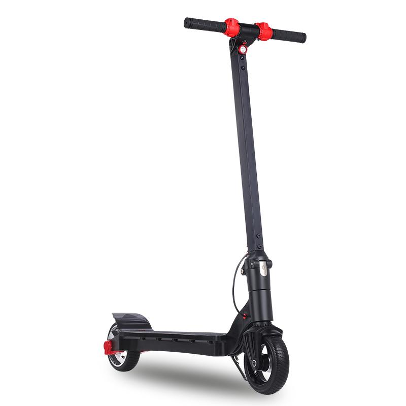 Wholesale Lightest Ce Approval Folding Adults Mini Electric Kick Scooter, Black;white