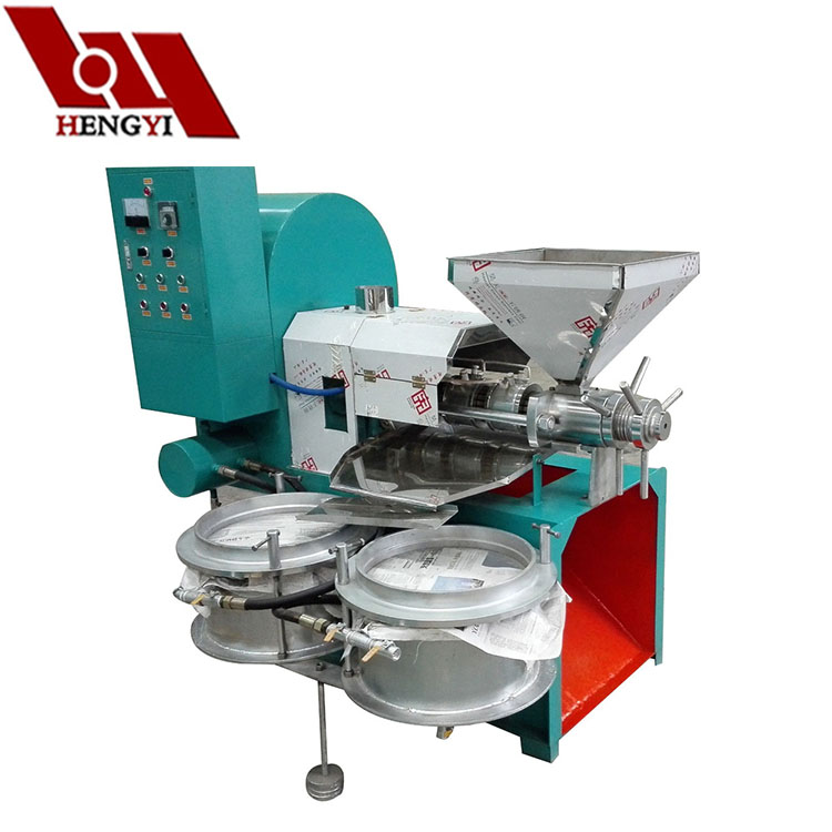 2017New product cotton seed oil expeller/Factory direct sell canola oil extraction canola oil extraction machine/cotton seeds