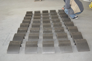 Stainless Steel Grating Plate for Chain grate