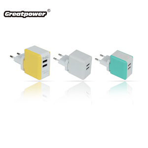 China Manufacturer High Quality Dual ports 12V 1A Power Adapter