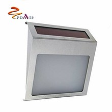 IP44 Outdoor Solar Powered 3LED House Address Number Lights