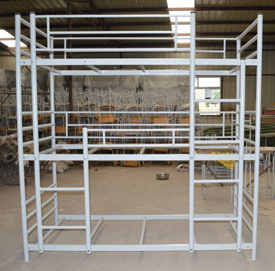 Triple lindy stapelbed plannen import export markt dubai staal bed ...