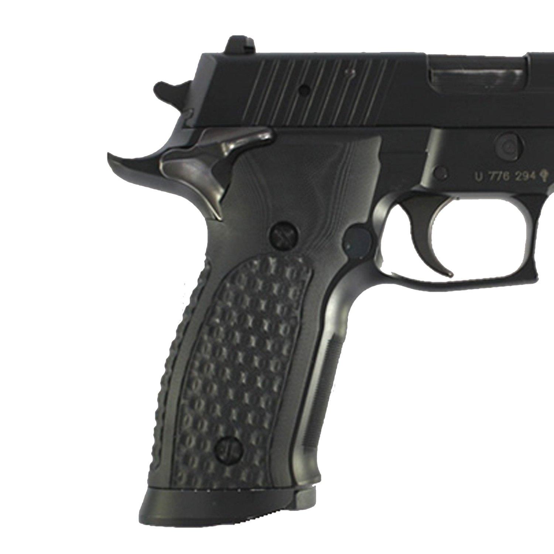 Sig P226 Sao G10 Grip Kit Chn Blk