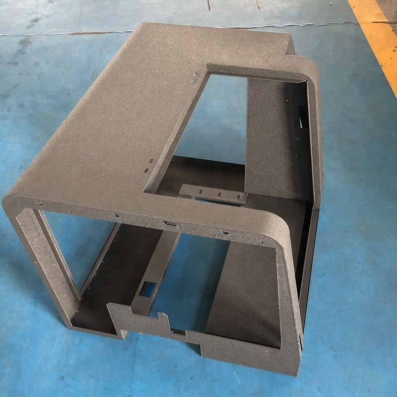 Heavy duty welding assembly custom metal fabrication