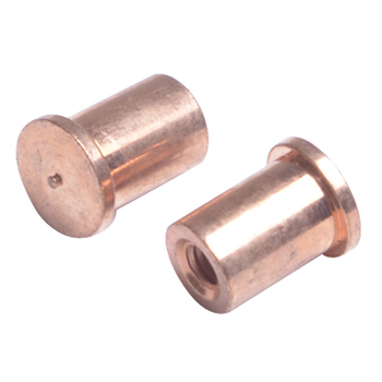 Brass Round Head Decorative Machined Bolt And Nut Buy Furniture
