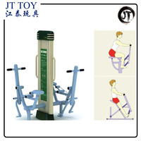 High Quality Horse Riding Exercise Machine JT17-7902 Commercial Outdoor Fitness Equipment