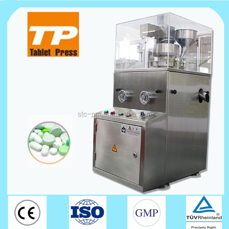 Long life!ZP series Rotary tablet press with good quality