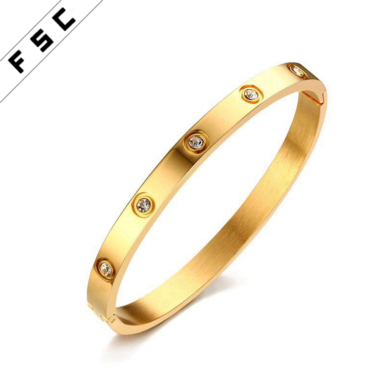 Bangles Sweet Heart Filled Clear Cz Bracelets Bangles Womans Jewelry 925 Stamped Silver Plated Bileklik Pulseira De Prata High Standard In Quality And Hygiene Jewelry & Accessories