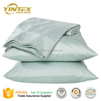 Chinese supplier Wholesale Good Quality Super Soft Indian Silk Bed Sheet Set Bedding Set