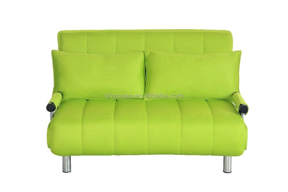 Cum divano letto design telaio in acciaio pieghevole - Divano letto piccole dimensioni ...