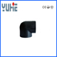 Plastic Pipe Fitting PE100/HDPE/PE Socket 90 Degree Elbow