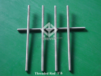 high quality stainless steel threaded rod hangers
