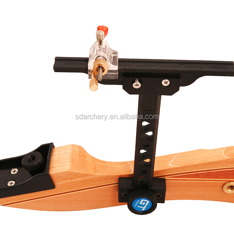 Top quality bow sight for recurve bow and hunting bow