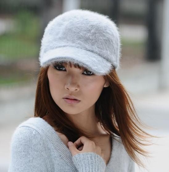 2014 осень и зима взрыва модели звездное трикотажные меховая шапка бриллиантовая звезда женский мода шерсть бейсболка