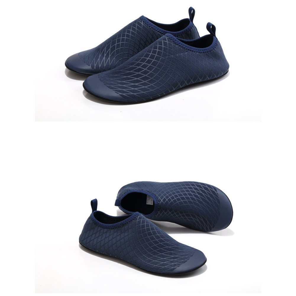 c5222153f484 Get Quotations · Water Shoes for Adults   Children Breathable Quick Dry  Aqua Shoes for Run Water Sports Dive