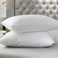 Wholesale hot sale soft breathable white pillow inserts 18x18