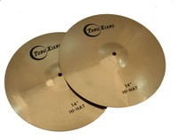 cheapest cymbals chinese handmade practice cymbal set for sale