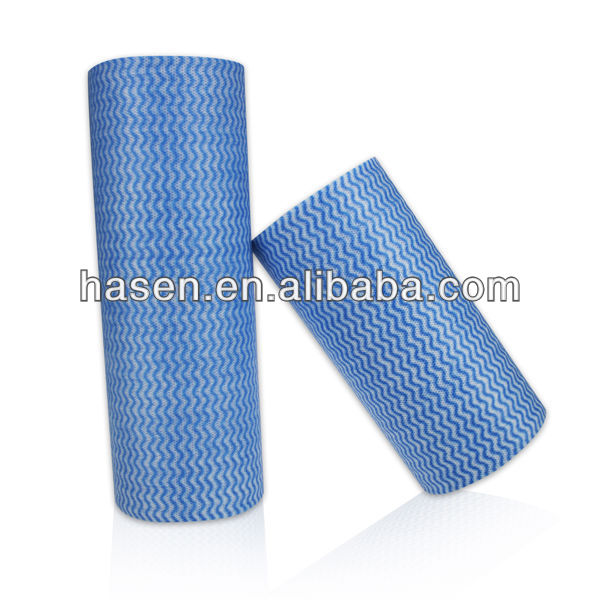 [HUGE VALUE] Kitchen nonwoven wipes roll/viscose cleaning cloth roll/household multipurpose wipes