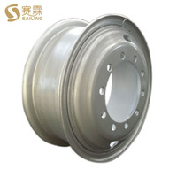 Heavy duty steel Truck wheel rim 8.5-24